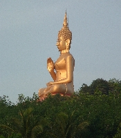 Swiss Support Swiss Thailand - Chumphon - Buddha